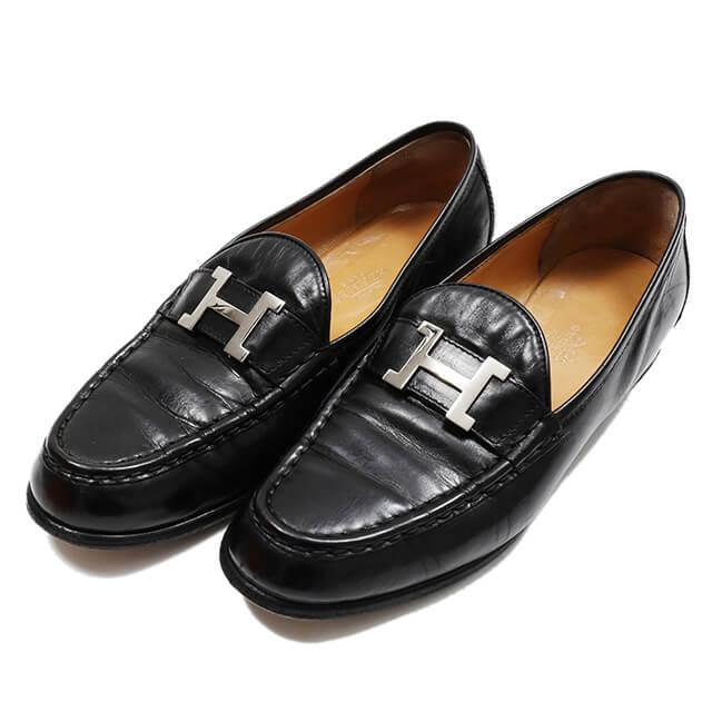 エルメスの靴