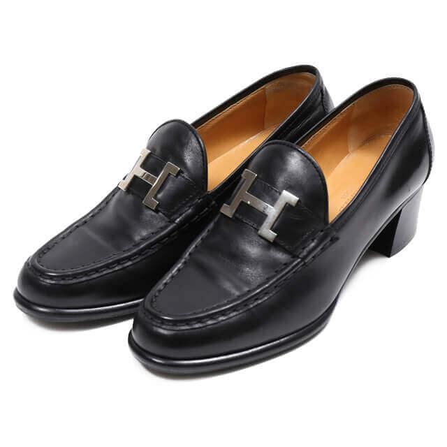 エルメス靴