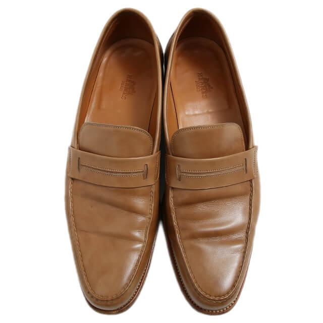 エルメス 靴 買取実績