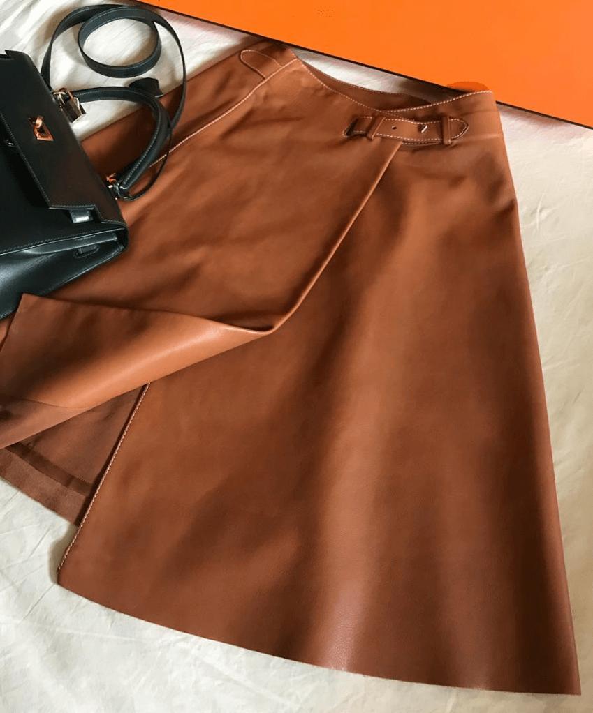 エルメス スカート