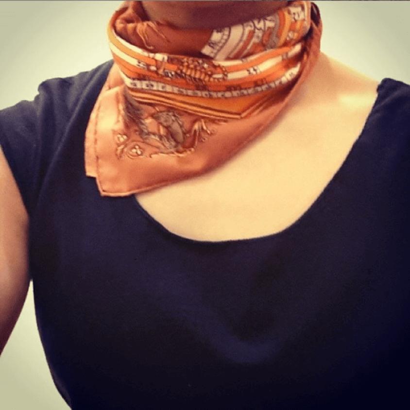 エルメス カレ・スカーフ